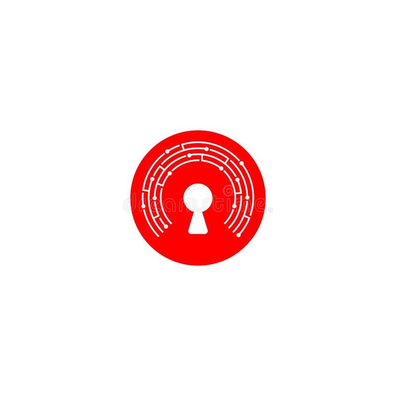Kędziorka logo Wektorowy szablonu, wyłączności na wywiad, Nowożytnego i Unikalnego projekt, royalty ilustracja