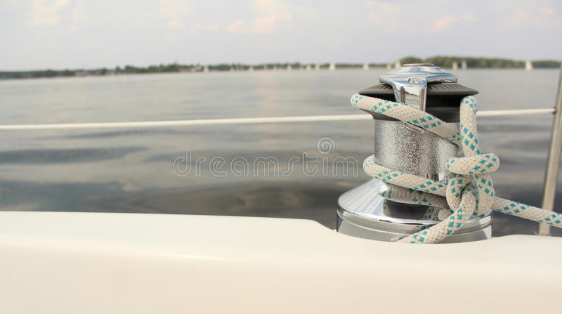 kępka łódkowaty żagiel obrazy royalty free