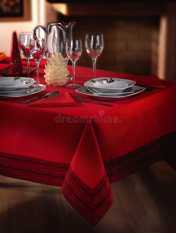 kłaść stół obraz royalty free