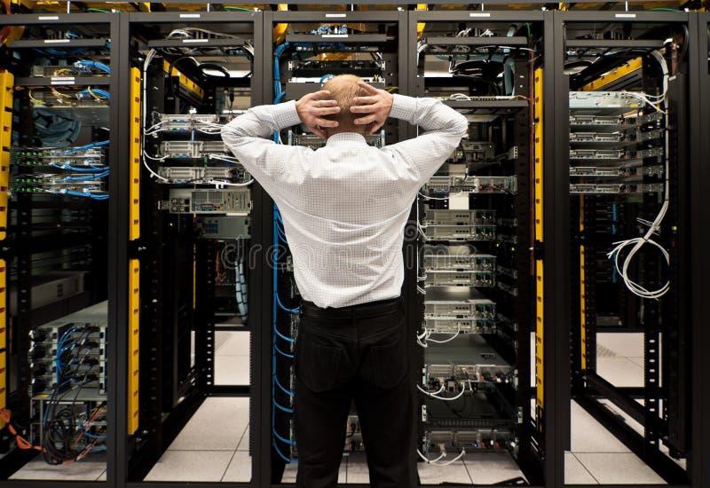 Kłopot w datacenter