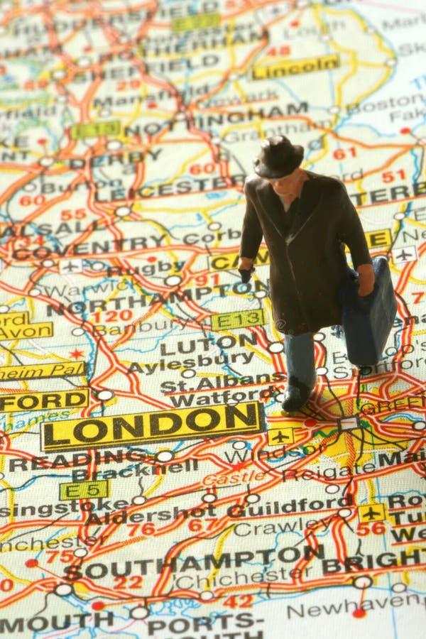 kłoszenie London obrazy royalty free