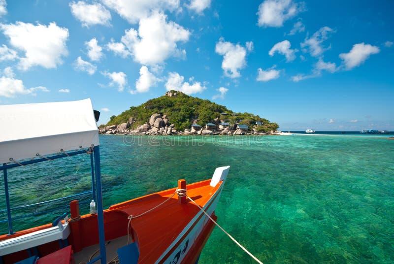 kłoszenie wyspa fotografia stock