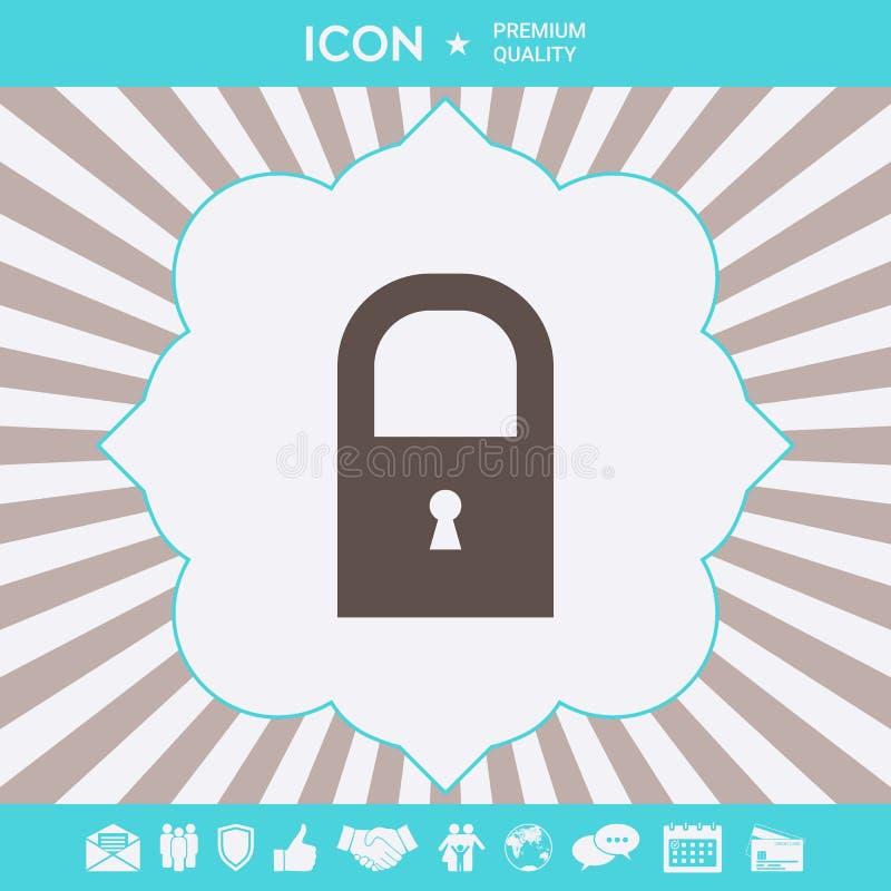 K?dziorka symbolu ikona Graficzni elementy dla tw?j projekta ilustracji