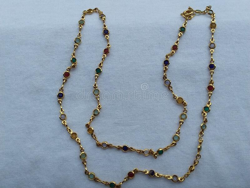 48 405 Gold Necklace Photos Free Royalty Free Stock Photos From Dreamstime