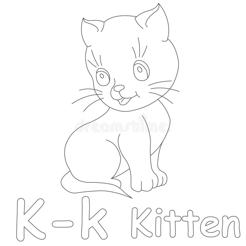 Kitten Coloring Pages Stock Illustrations – 341 Kitten Coloring Pages Stock  Illustrations, Vectors & Clipart - Dreamstime