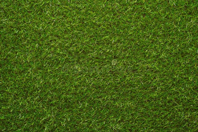 K?nstlicher Rasen-Hintergrund stockfoto