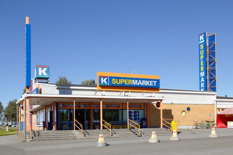 K Supermarket Helsinki
