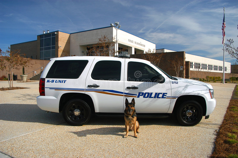 K9 Truck stock photos