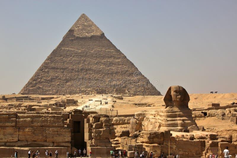 Kaïro, Egypte stock foto's