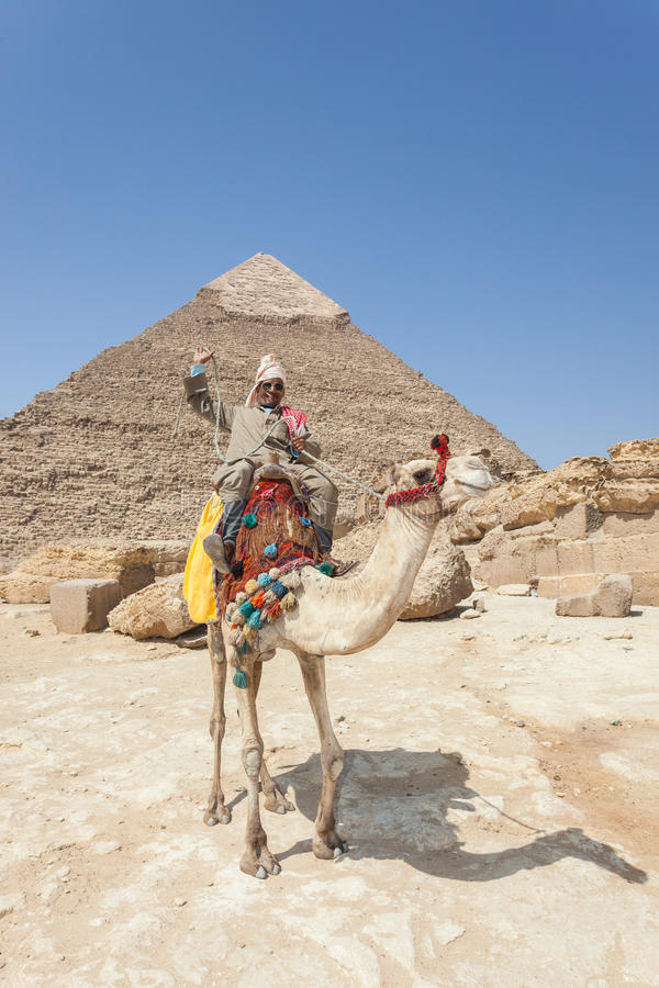 Kaïro, Egypte royalty-vrije stock afbeelding