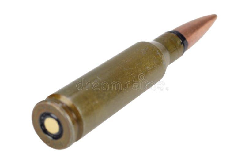 Kałasznikow 5 45 mm ładownica zdjęcia stock