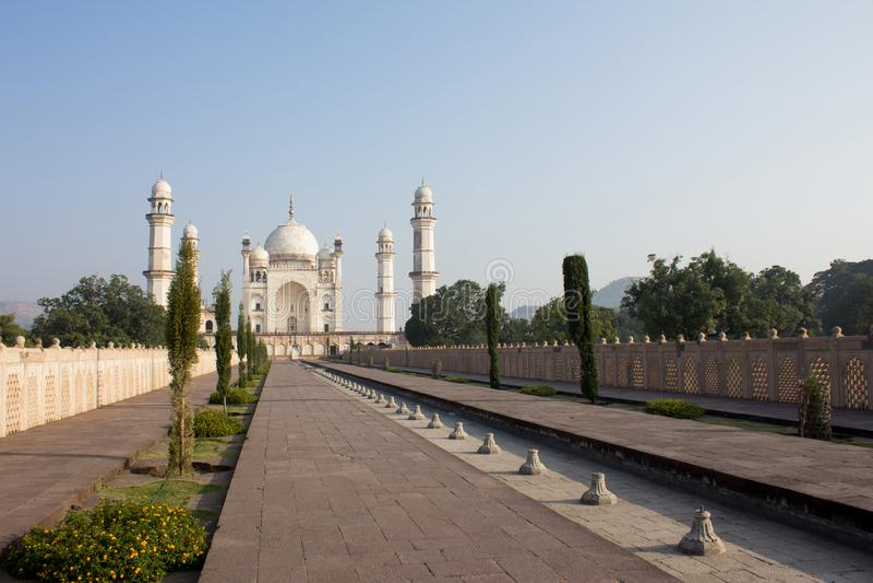 Ka Maqbara di Bibi in Aurangabad, India fotografia stock libera da diritti