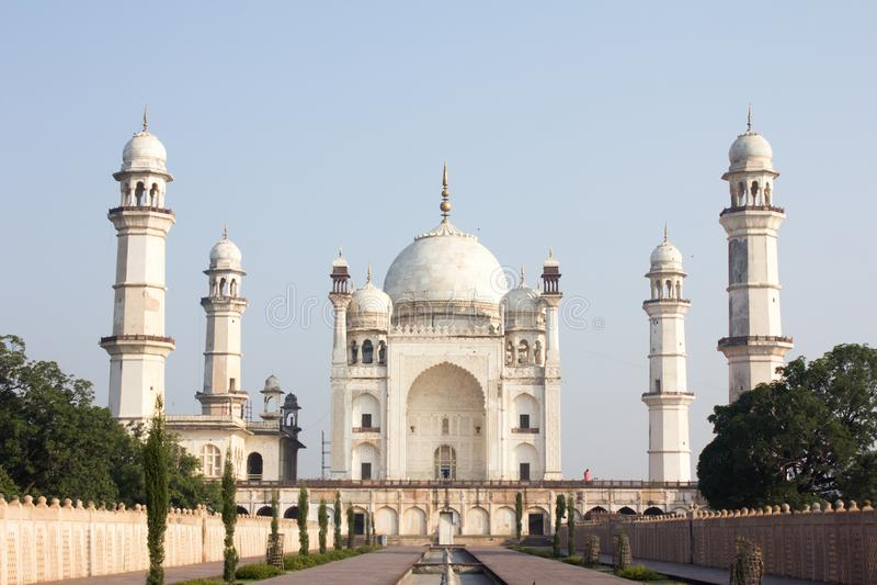 Ka Maqbara di Bibi in Aurangabad, India immagine stock