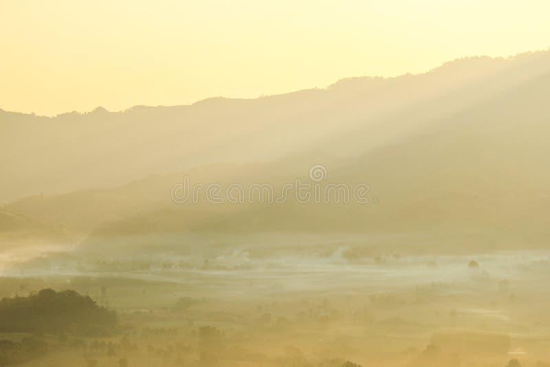 Ka Phayao Таиланд Doi Phu Lang стоковое фото rf