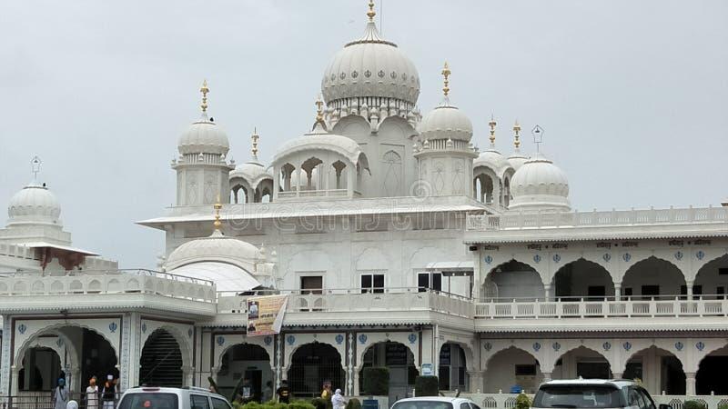 KA TAAL de Gurudwara Sahib GURU foto de archivo