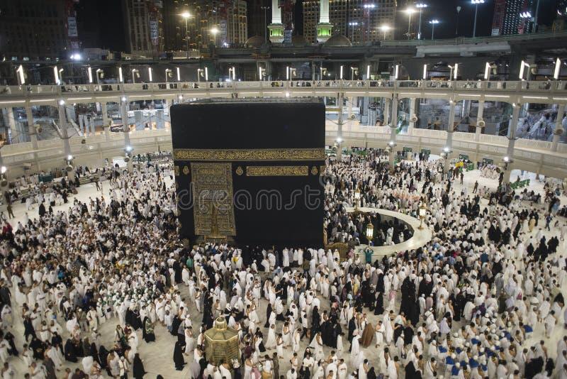 kaaba royaltyfria bilder