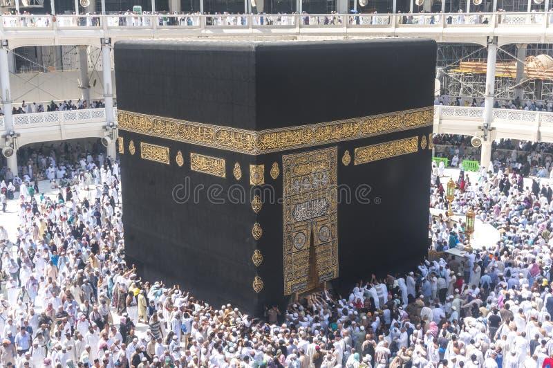 kaaba lizenzfreie stockbilder