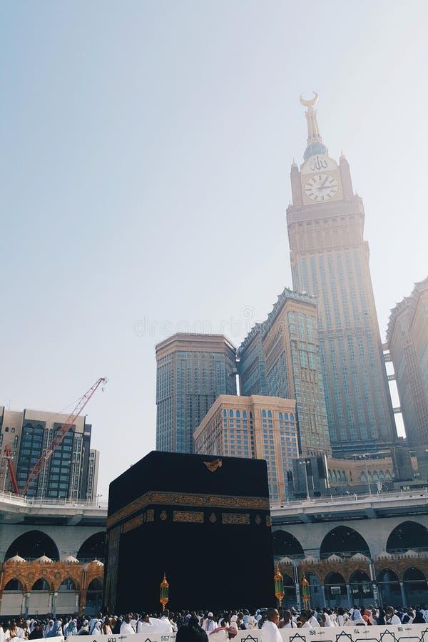 Kaabah 图库摄影