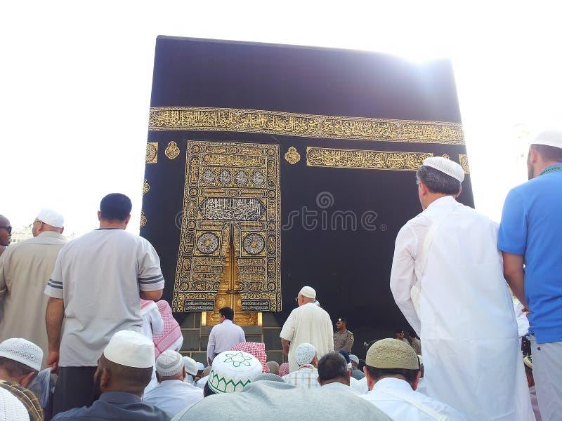 Kaabah stockbilder