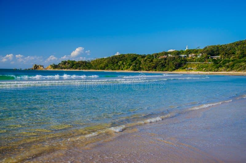 Kaap Byron royalty-vrije stock foto