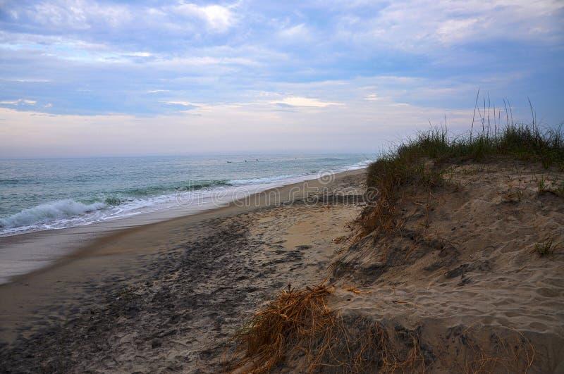 Kaap Hatteras, Noord-Carolina, de V.S. royalty-vrije stock afbeeldingen