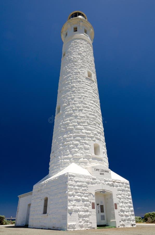 Kaap Leeuwin Lighthouse.jpg royalty-vrije stock foto's