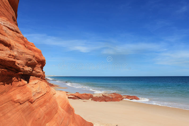 Kaap Leveque, Australië royalty-vrije stock afbeelding