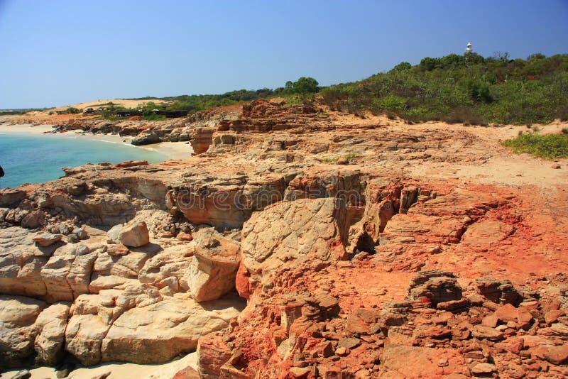 Kaap Leveque, Westelijk Australië royalty-vrije stock foto's