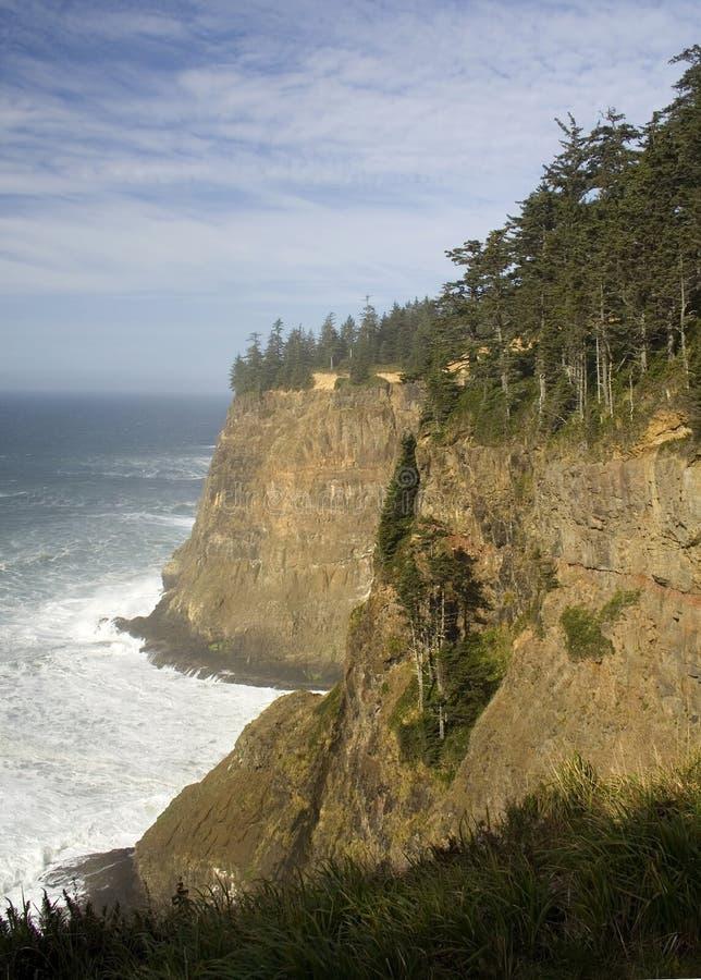 Kaap Meares royalty-vrije stock foto's