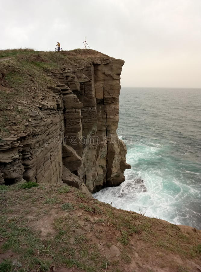 Kaap Tabizina stock foto's