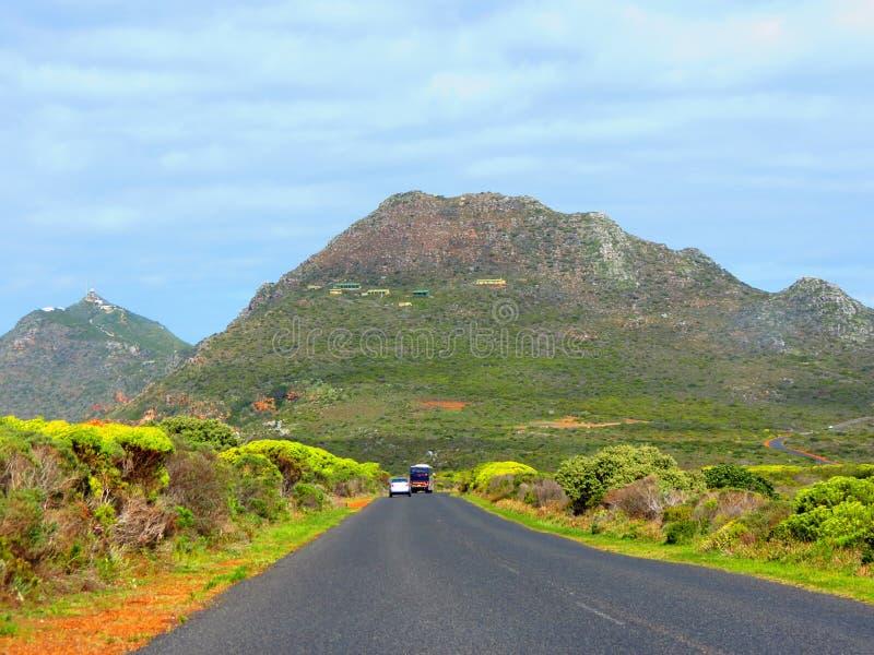 Kaap van Goede Hoop - Cape Town - Zuid-Afrika royalty-vrije stock foto
