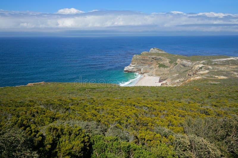 Kaap van Goede Hoop, Kaapstad stock afbeelding