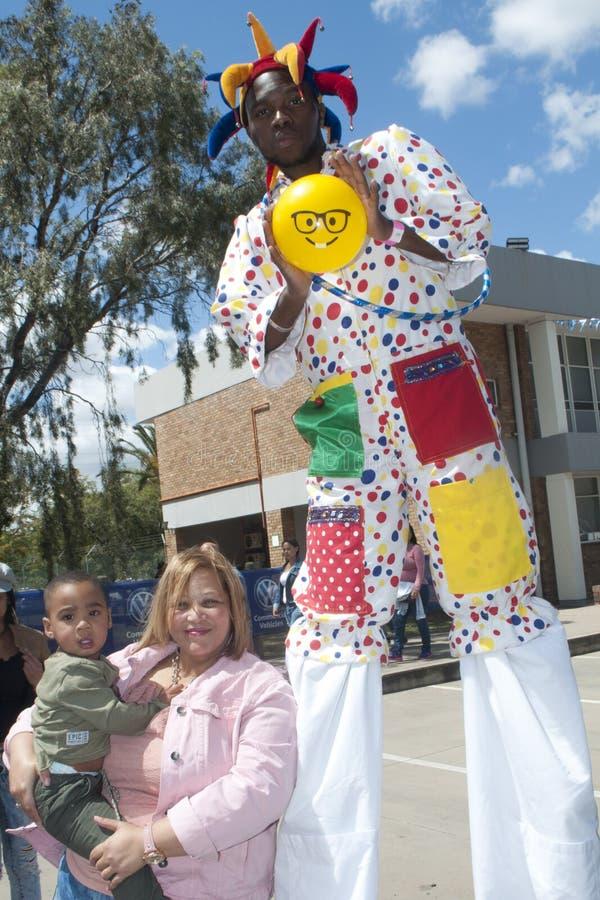 Kaapse Klopse - парад в Кейптауне -2019 стоковое фото rf