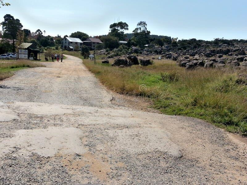 Kaapsehoop fotografia stock libera da diritti