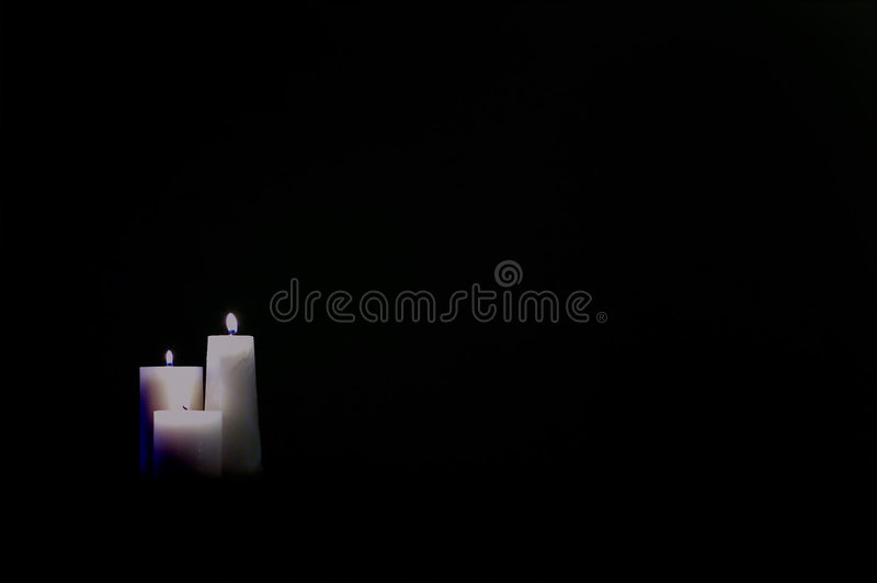 Download Kaarsen stock foto. Afbeelding bestaande uit kaarsen, vlam - 93518
