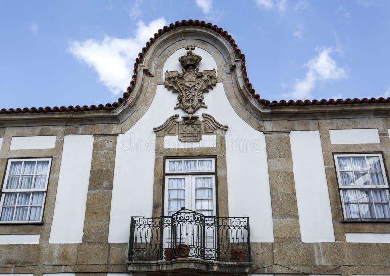 Kaasmanor of Solar do Queijo royalty-vrije stock afbeeldingen