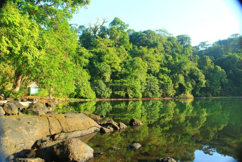Kaatoba del lago fotografía de archivo libre de regalías