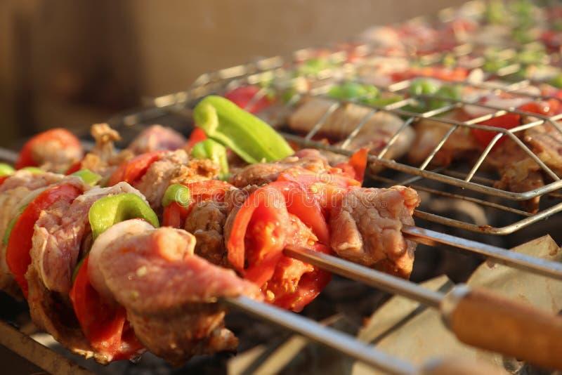 Kabab imagens de stock royalty free