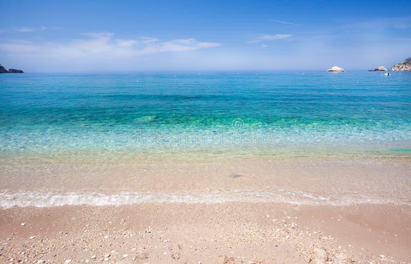 Kabak beach, Oludeniz,Turkey stock image
