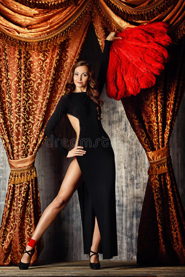 kabaret zdjęcia royalty free