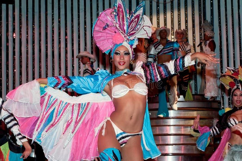 kabaretowy Havana parisien fotografia royalty free