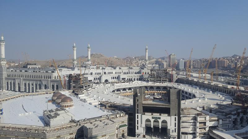 Kabbah saint en Arabie Saoudite photographie stock