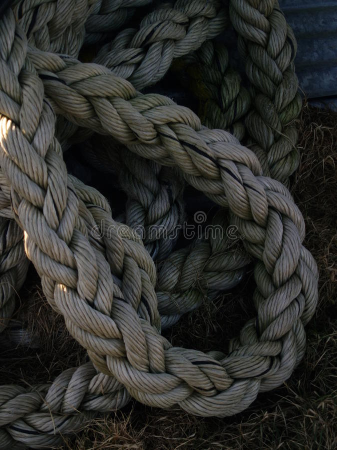 Kabel royalty-vrije stock foto's