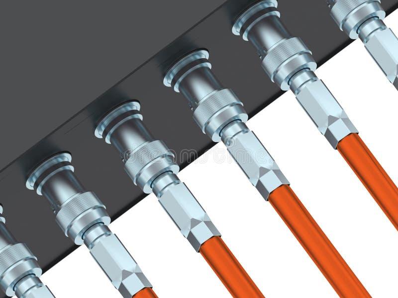 Kabel vector illustratie