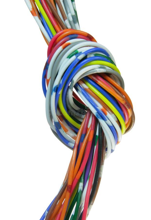 kabel obraz stock
