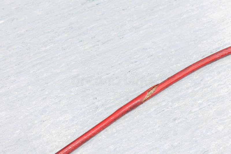 Kabel arkivbild