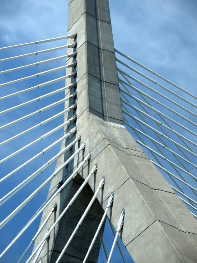 Download Kabel Się Most Tower Fotografia Stock - Obraz: 5954342
