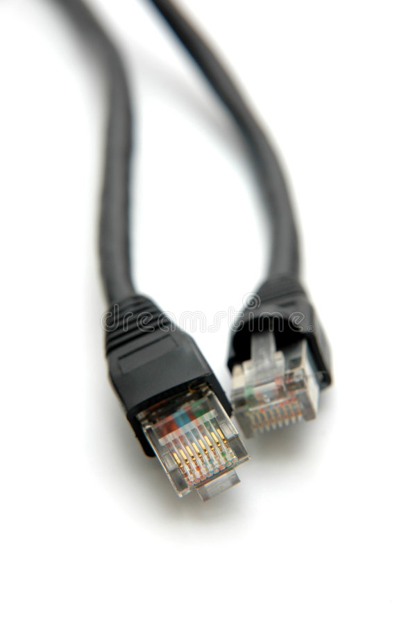 kabel sieci obrazy royalty free