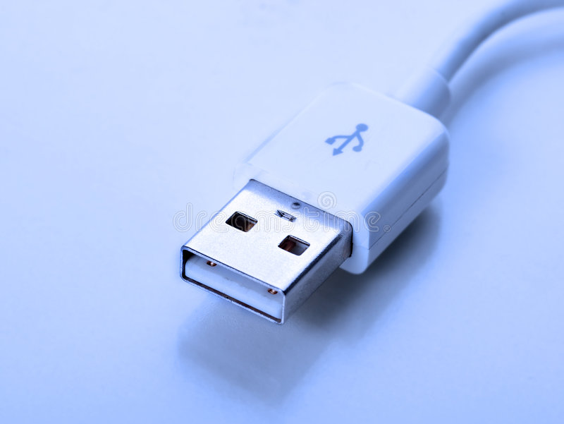 Kabel USB stock foto's