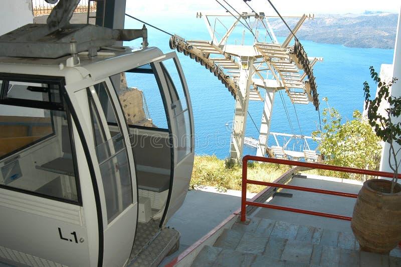 Download Kabelbil arkivfoto. Bild av berg, klättring, fortskaffningsmedel - 39584